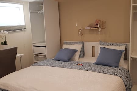 comfortable and lovely private room/chambre privée