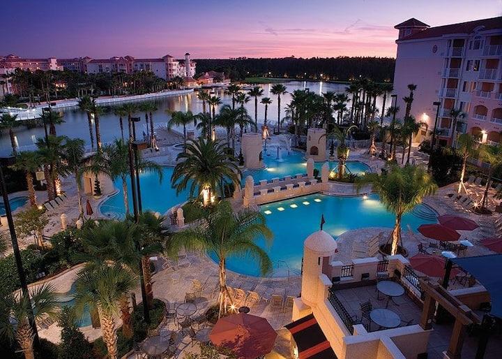 Marriott's Grande VIsta Resort-Near All Disney