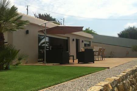 Villa individuelle cosy et vue mer - Haus