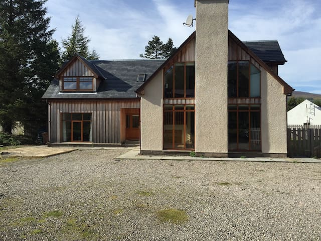 A spectacular Highland home - Dalwhinnie  - House
