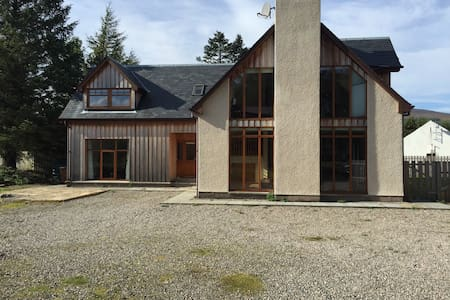 A spectacular Highland home - Dalwhinnie