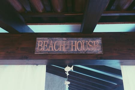 Beach House - Bioggio - Bungalow