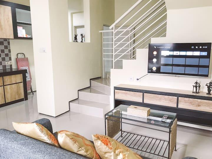 BRAND NEW 2BR JIMBARAN HOUSE