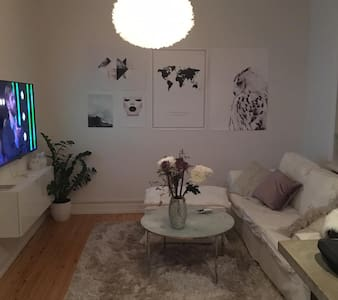 Cosy apartment close to Stockholm City - Sundbyberg