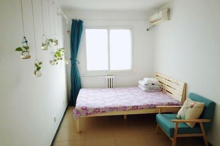 近地铁交通方便&阳光充足&便利厨房的温馨小屋 - Beijing - House