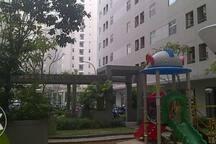 2BR Kalibata City Apartement, above mall