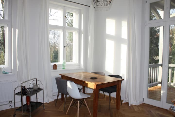 beautiful flat for long-term stay