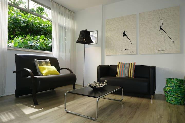 Cosy apt between ipanema & Leblon - Río de Janeiro - Apartamento