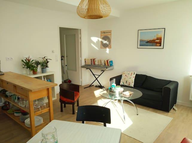 Appartement moderne, neuf et lumineux à Lille