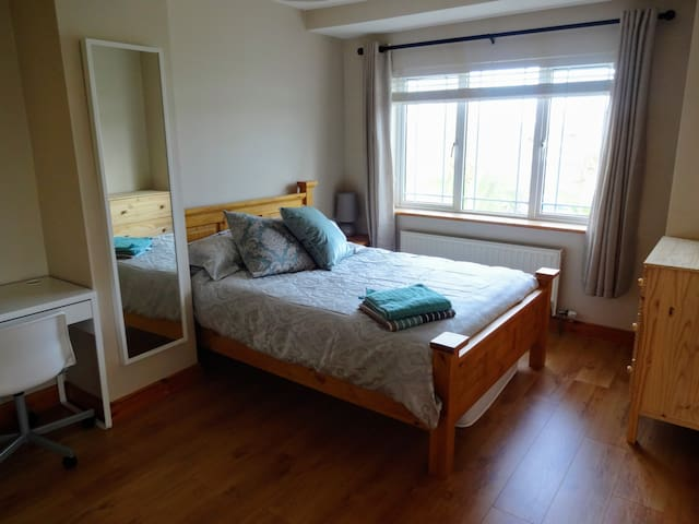 Spacious and cosy room in Tullamore - Tullamore - Casa