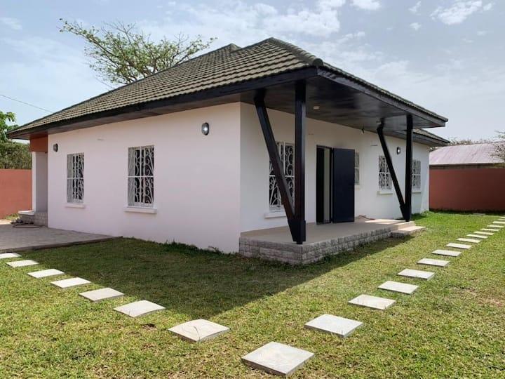 Magnífica villa completa en Tanji Bird Reserve