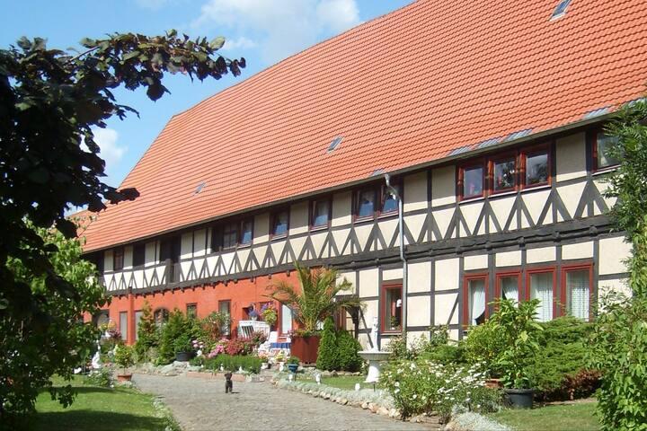 Gemütliche Ferienwohnung in Goslar / Immenrode