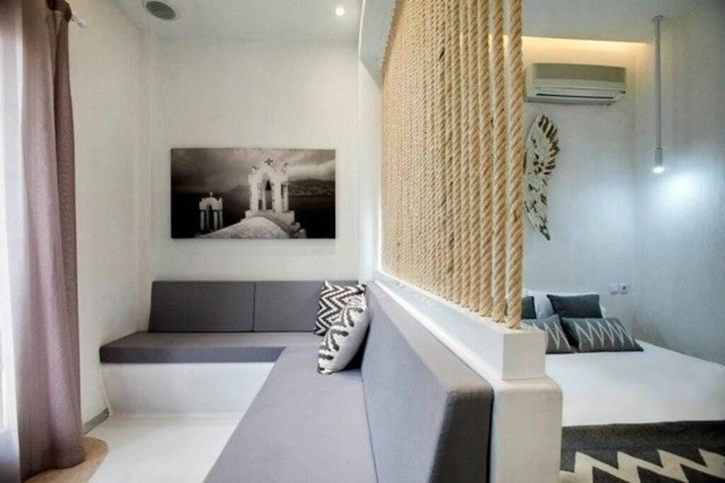 Privee Hotel Santorini - Superior Deluxe