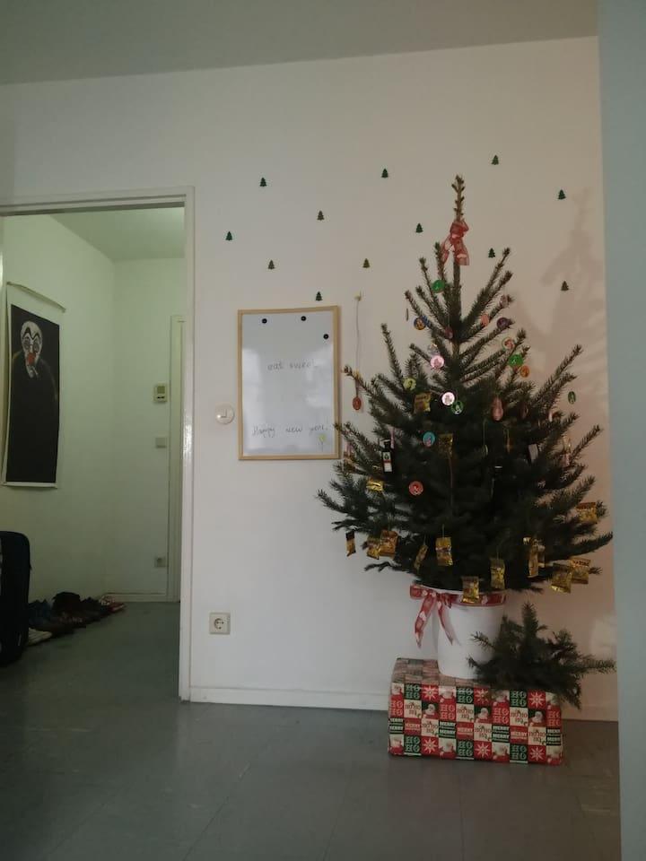 Christmas tree ^_^
