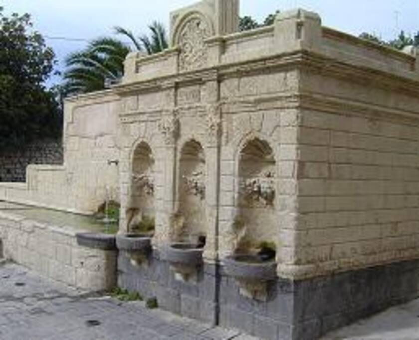 Buscemi, Fontana Grande