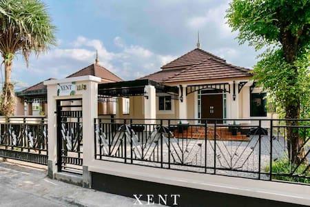 Xent Villa Ranong เซนท์ วิลล่า ระนอง