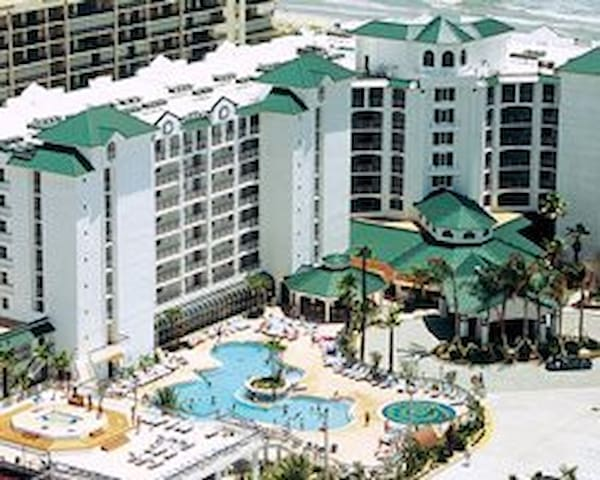 Resort on Cocoa Beach 2BR Condo