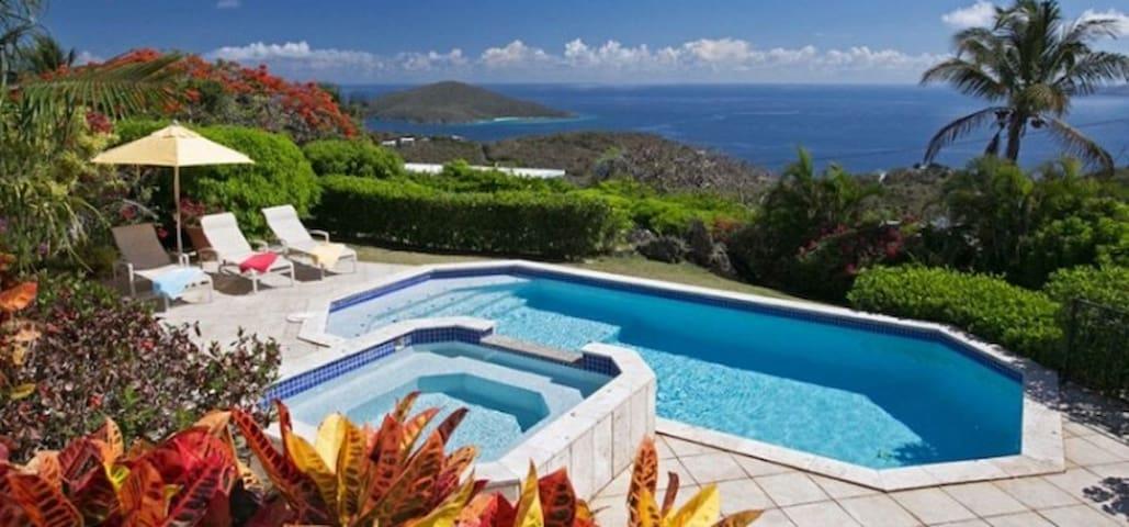 Villa Gardenia, St. Thomas (24899) - Charlotte Amalie West