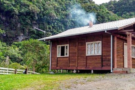 Cabana linda e aconchegante - RPPN Vale das Pedras