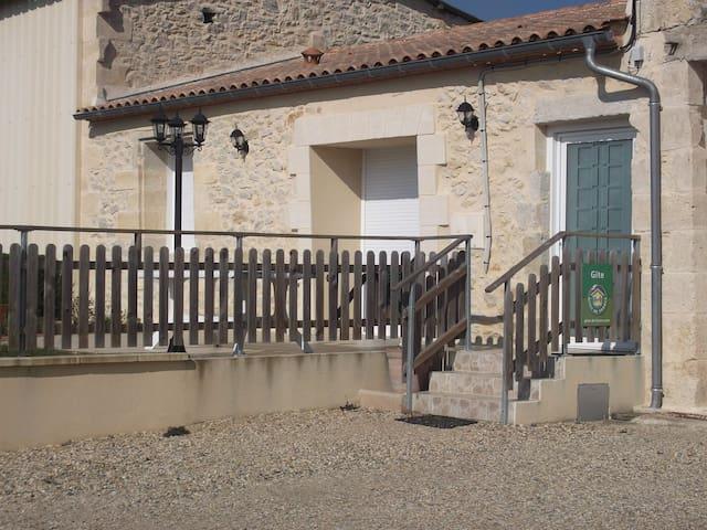 GITE DU PETIT RUISSEAU - Cantois - House