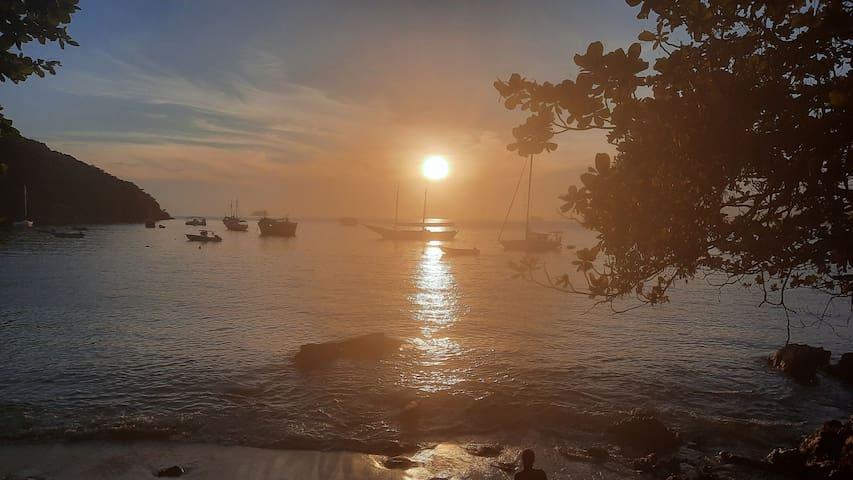 Beach House Picinguaba - Reserva Natural