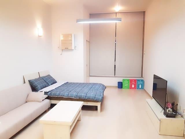 Lavender :D - Busanjin-gu - Apartemen