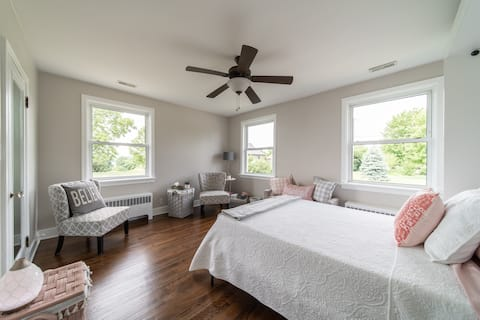 A quiet weekend stay while enjoying Point Pelee