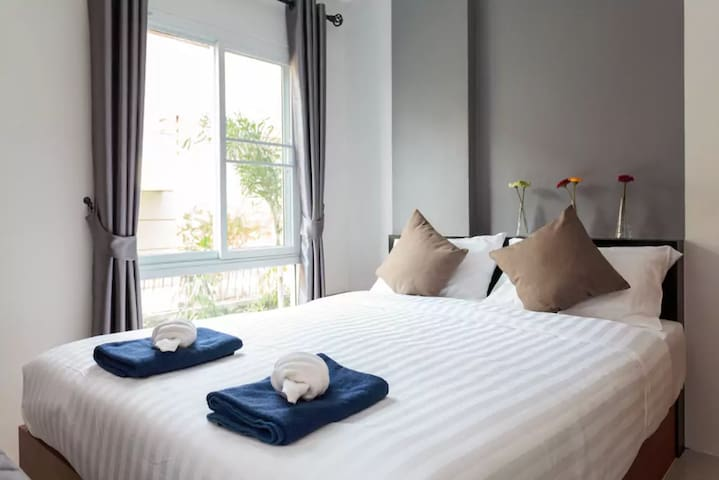 20% discount , New Apartment near DMK Airport - กรุงเทพ