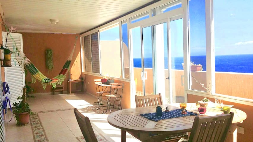 Ocean Sunrise Suite - Privet room Tenerife Radazul