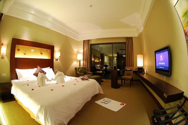 豪华海景房 - Xiamen - Bed & Breakfast