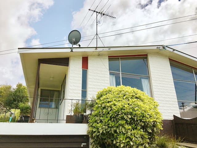 Comfy modern townhouse-free WIFI - ดูนดิน - อพาร์ทเมนท์