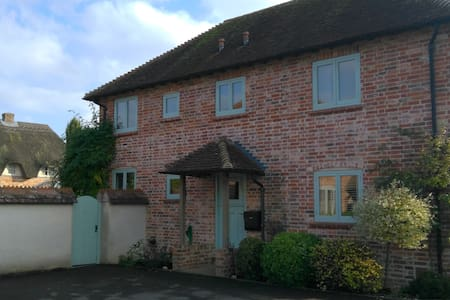Large sunny comfortable rooms.  Andover - Hampshire - Haus