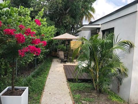Entspannender tropischer Kurzurlaub in Miami