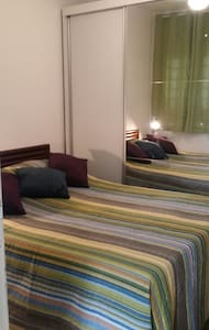 Apartment for 1 to 4 people and garage atSTA LUCIA