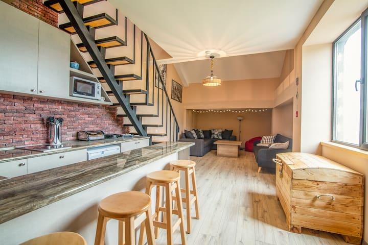 Cozy Duplex in New Gudauri Block 4