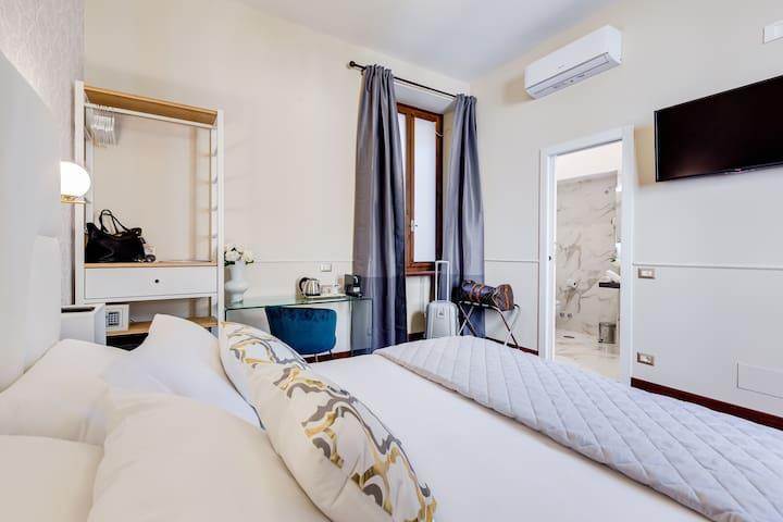 Suite Matrimoniale Superior - Trevi Private Suites