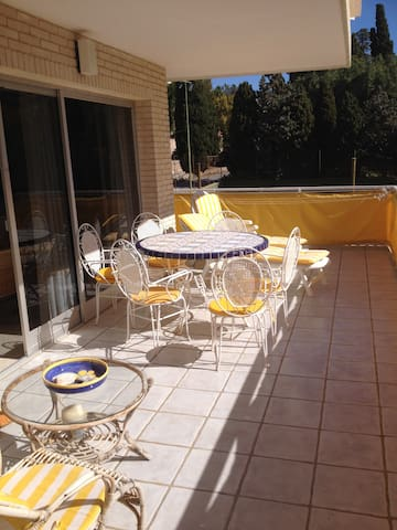 Charming apartment - Los Girasoles - Almuñécar - Flat
