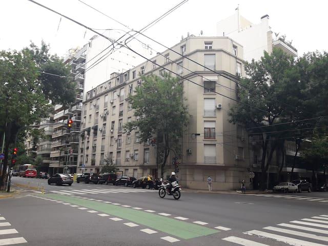 Exclusivo Departamento en Recoleta - Buenos Aires - Apartment