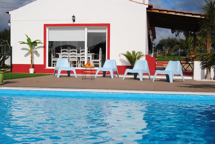 Monte Lusitano I, piscina privada