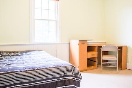 Intern/Grad Student Beautiful Large Full Bedroom