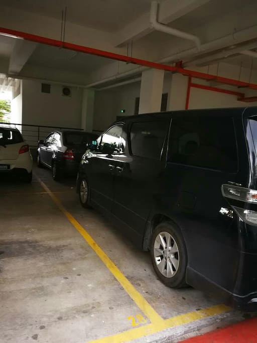 2 parking lot
