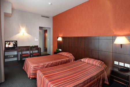 Chambre double - Lourdes