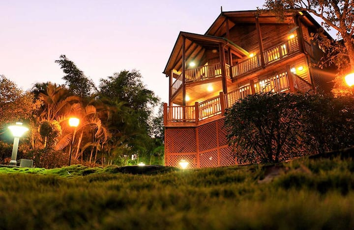 Swiss Cottage in the Hills
