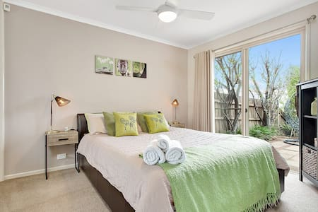 Sunbury on the hill near melbourne airport