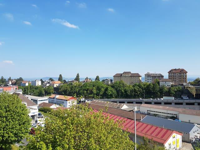 Magnifique Appartement à Neuchâtel - Neuchâtel - อพาร์ทเมนท์