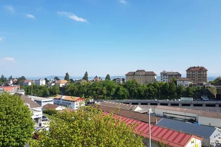 Magnifique Appartement à Neuchâtel - Neuenburg - Wohnung