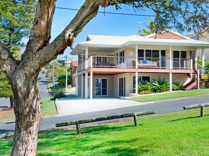 Allure by the Sea - beachfront home