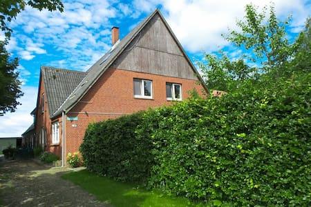 Korndeichhof Ferienwohnung Eiderstedt - Garding