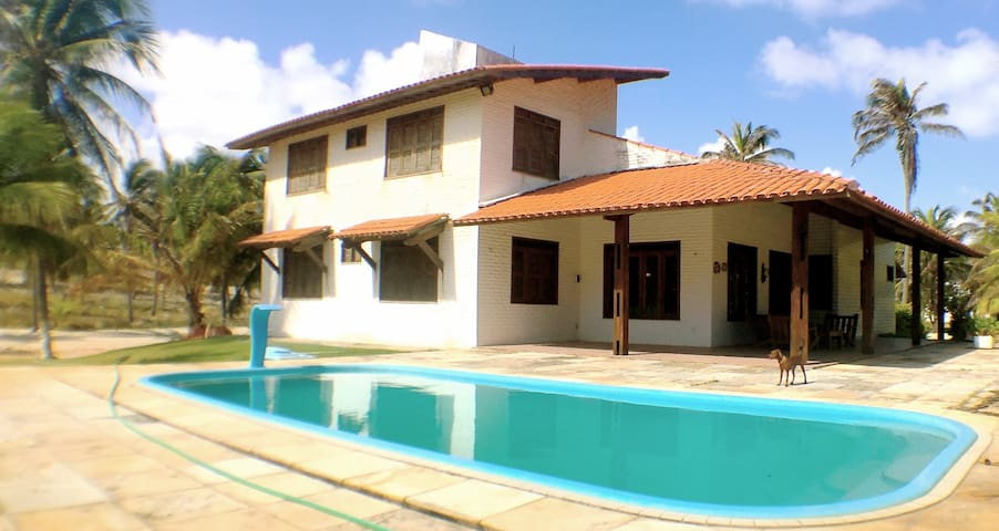 Casa no Condo Flecheiras na praia de Flecheiras