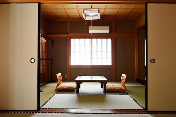 Stay in a temple in Yoshino, the 1st floor - Yoshino-chō
